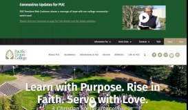 Pacific Union College: Seventh-day Adventist College ...