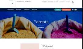 Parent - International Studies Abroad