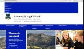 Parent Portal - Gloucester High School