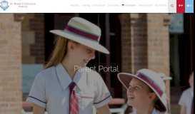 Parent Portal - St Mary's College Ipswich