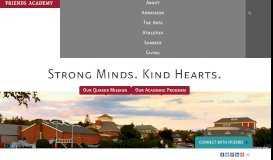 Parent & Student Info Hub - Friends Academy