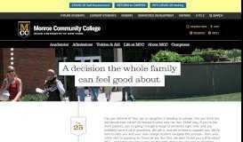 Parents   Monroe Community College