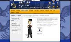 Parents & Students / Student Portal - Online Grades