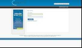 Partner Portal - Login