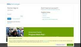 Partner Program - Dell EMC