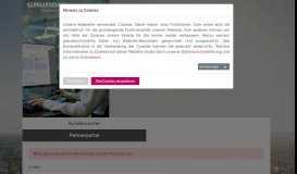 Partnerportal - Grundig Business Systems