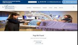 patient portal - Azalea Orthopedics