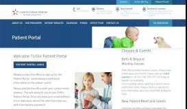 Patient Portal - Center For Pediatric Medicine