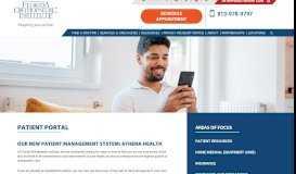 Patient Portal | Florida Orthopaedic Institute