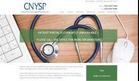 Patient Portal Login | Central New York Surgical Physicians, P.C.