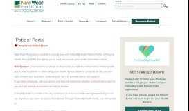 patient-portal - New West Physicians