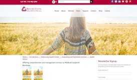 Patient Portal – The Resource Center