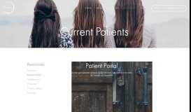 Patient Portal — Tribe Medicine