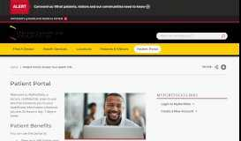 Patient Portal - University of Maryland Medical System