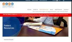Patient Resources - Union Community Health Center & Urgent Care ...