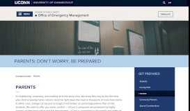 Patrol   Division of Public Safety - UCONN Public Safety - University of ...