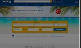Pauschalreisen im Vergleich - Günstig Urlaub buchen - CHECK24
