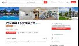 Pavona Apartments - 32 Photos & 57 Reviews - Apartments - 760 N ...