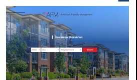 Pay Rent : American Property Management