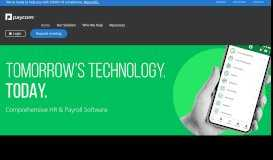 Paycom: Online Payroll and HR Software