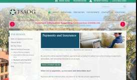 Payments and Insurance   The San Antonio Orthopaedic Group