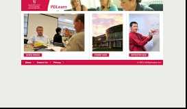 PDLearn   Center for Professional Development at NNU