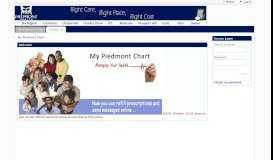 Piedmont Health Service Patient Portal