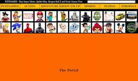Games Like Portal Online Page