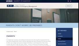 Police Community Challenge - UCONN Public Safety - University of ...