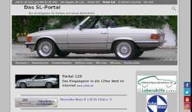 Portal 129 – Das SL-Portal