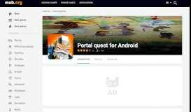 Portal quest for Android - Download APK free - Android games - mob.org