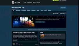 Portal Stories: Mel - Steam Community