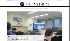 Portal update proposal   The Medium