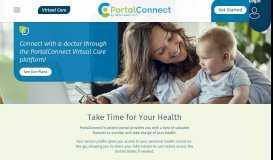 PortalConnect | your patient portal | Personal Health Portal