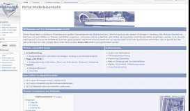 Portal:Modelleisenbahn – Modellbau-Wiki