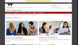 Postgraduate and Direct Admission - CustomLogin