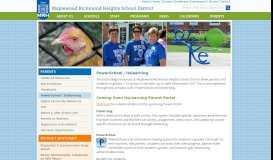PowerSchool / itslearning - Maplewood Richmond Heights School ...