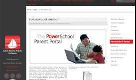 PowerSchool Parent - Lake Shore Public Schools