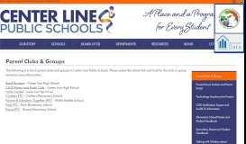 PowerSchool Student and Parent Portal – For Parents – Center Line ...