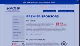 Preferred Vendors - NAOHP Ryan and Associates   NAOHP