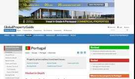 Property in Portugal   Portuguese Real Estate Investment