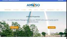 Property Management Forms and Documents - AMOSO Properties - St ...