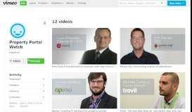 Property Portal Watch on Vimeo