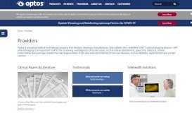 Providers - Optos.com