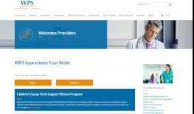 Providers | WPS Health Insurance