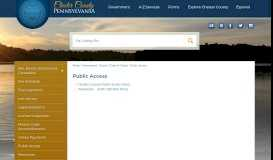Public Access | Chester County, PA - Official Website