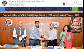 PuneICAI - Pune Branch Of WIRC