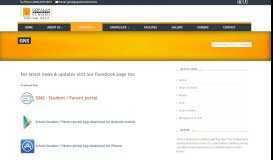 Pupil pod Parents & Staff can regularly update the ... - Gopalan Schools