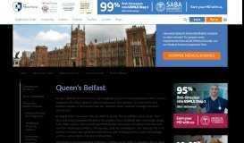 Queen's Belfast - The Medic Portal