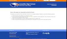 Quick Links - Canutillo High School